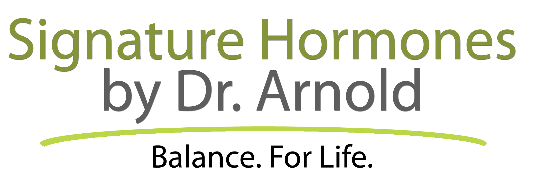Signature Hormones by Dr. Arnold